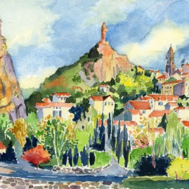 Le Puy en Velay, Landscape of Reconciliation